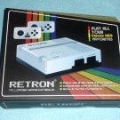 Brand New Retron 1 System - Plays 8-bit Nintendo NES Games - SILVER