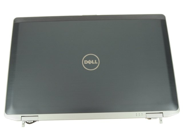 Brand New Genuine Dell Latitude E6530 LCD Back Cover Lid & Hinges - Y08TW