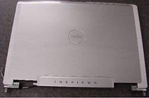 """Brand New Dell Inspiron 1501 14.1"""" LCD Cover w/Hinges"""