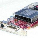 Brand New DELL ATI RADEON HD3450 256MB PCI-E X16 VIDEO GRAPHICS CARD