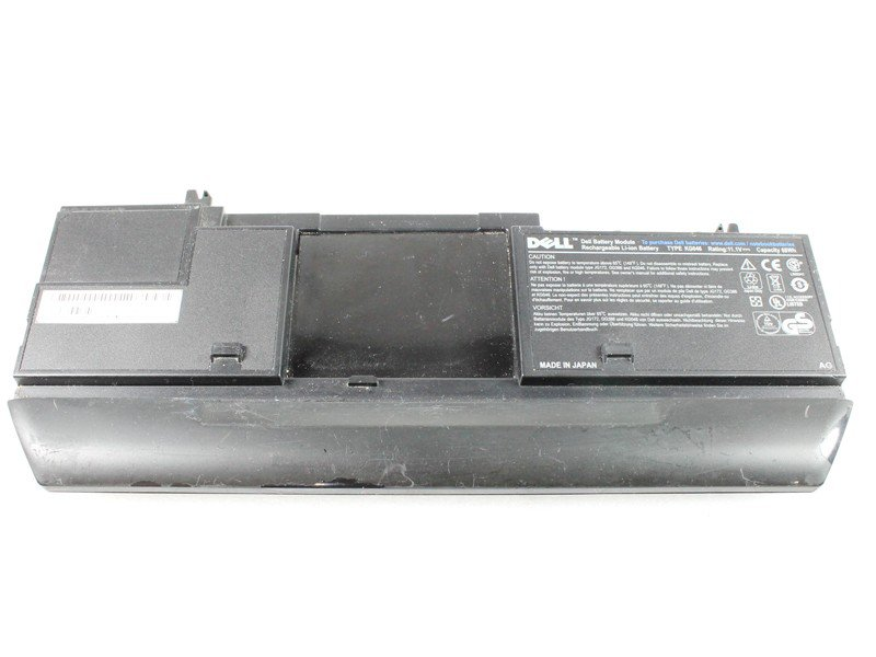 DELL LATITUDE D430 9CELL 68WH 11.1V LI-ION LAPTOP BATTERY