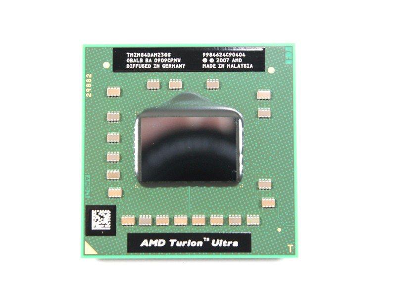 Lot of 5 AMD Turion 64 X2 Dual-Core 2.2GHz Processor