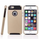 Brand New oem Gold Hybrid Shockproof Hard Rugged Heavy Duty Cover Case For Apple iPhone 6S 6