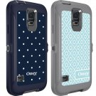 Brand NEW!! Samsung Galaxy S5 OtterBox Defender Case + Holster/KickStand