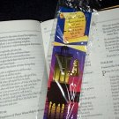 NEW LIGHTHOUSE PIN & BOOKMARK SET I am the Light of the world. Whosoever follows me... Book Marker