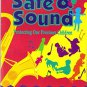 TWIN SISTERS SAFE & SOUND Book Cassette Kids 2 pc Set
