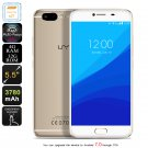 UMi Z Smartphone - Android 7.0 support, Deca-Core Helio X27 CPU, 13MP Camera (Gold)