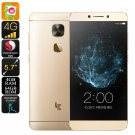 LeEco LeTV Le Max 2 Android Phone - 2K Display, Snapdragon 820 CPU, Android 6.0 (Gray)