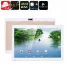 Android Tablet PC - 3G, 10.1 Inch IPS Display, Dual IMEI, Bluetooth, Android OS, Google Play