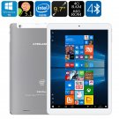 Teclast X98 Plus 2 Tablet PC - 9.7-Inch Display, 2048x1536p, Windows 10, Android 5.1, Quad-Core CPU