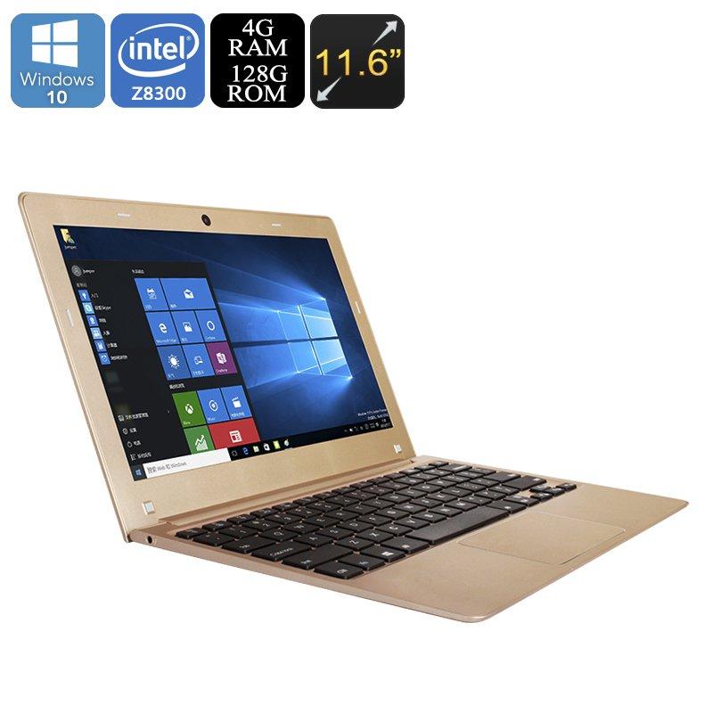 Jumper EZbook Air Laptop - 11.6 Inch Display, 1080p, Licensed Windows 10, Cherry Trail X5-Z8300 CPU