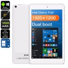CUBE iWork8 Air Dual-OS Tablet PC - Licensed Windows 10 And Android 5.1, OTG, 3D Game Supp.