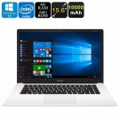Chuwi LapBook Windows Laptop - Cherry Trail X5-Z8350 CPU, 4GB RAM, 15.6 Inch FHD Screen