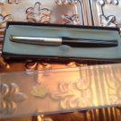 vintage fountain pen Parker 45 black silver Made in USA writing instruments