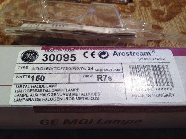 ARC150 R7s halogen bulb GE MQI lamp ARC150/TD/730/RX7s-24 Arcstream 150 Watts