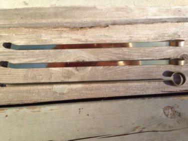 Tension Planter Pole Hook Rod Mcm Vtg Plant Replacement Part Set Repair