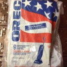 Vtg Celoc Oreck upright vacuum filter bags XL900 XL800 XL200 XL500 XL100 usa