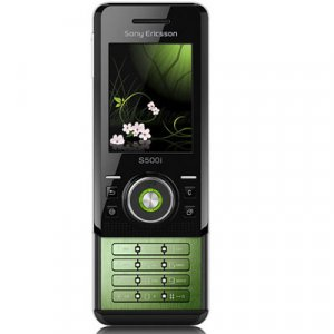 Sony Ericsson S500 / S500i Unlocked Quadband GSM Phone (Mysterious Green)