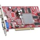 ATI R9250 Dvi Vga and TV s-out  ATI-R92P-128MB PCI Graphics