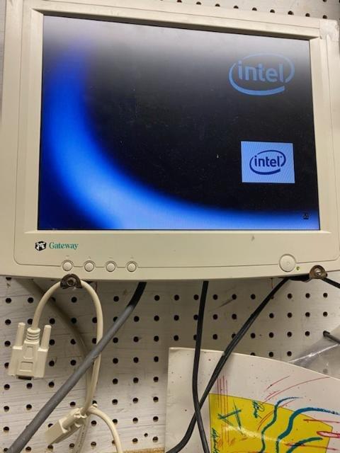 Intel DQ45CB  micro ATX motherboard and quad processor, support disk E30148-207