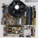 ASUS IPIBL-LB-Benicia-GL8E micro ATX motherboard with quad core and Ram