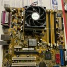 ASUS M2NBP-VM CSM , Socket AM2/AM2+ , AMD Motherboard and Processor