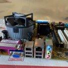Asus P5L-VM1394 Intel LGA775 Motherboard with E4700 Core2 Duo CPU, Ram