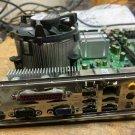 SuperMicro C2SBA+II Rev. 1.2a Industrial Motherboard + Quad core cpu