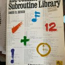 The Commodore 128 Subroutine Library By David Busch