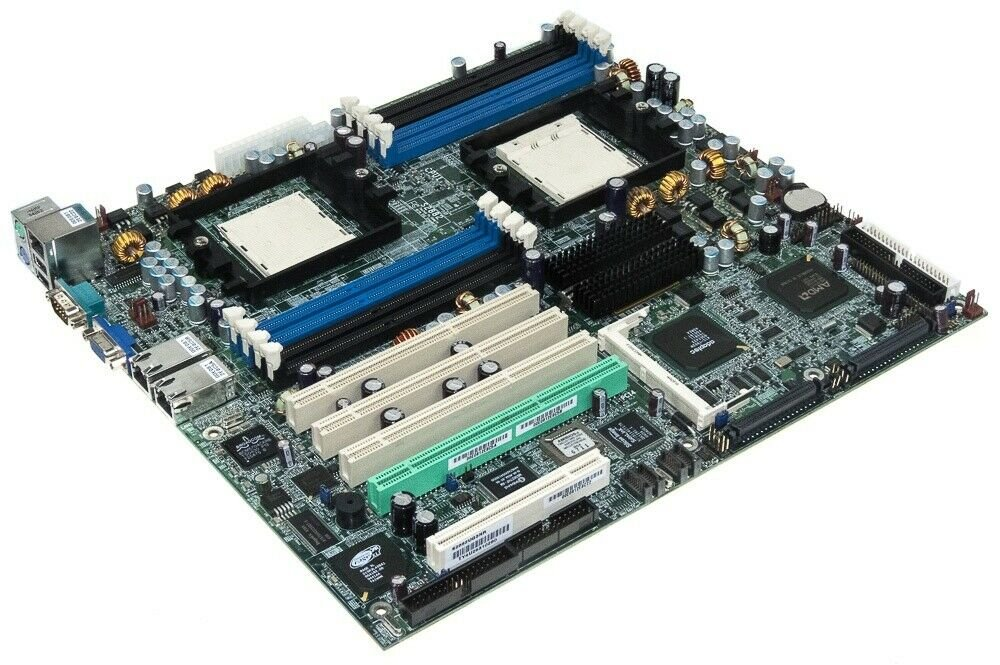 Tyan THUNDER K8S PRO S2882 w/ 2 AMD Opteron CPU, 16GB Ram, accessories