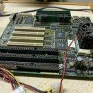 Intel AA 634784-607 Motherboard and Processor, 3 x ISA, Ram memory