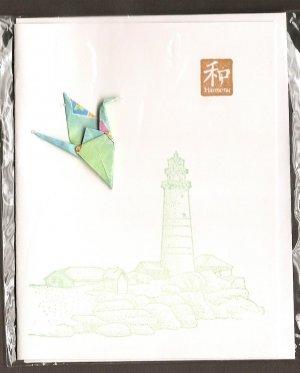 Green Crane (Peace)