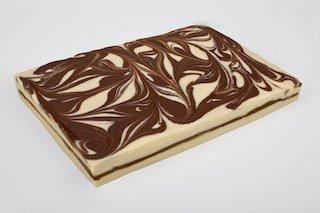 Chocolate Swirled Cheesecake  Fudge 1lb