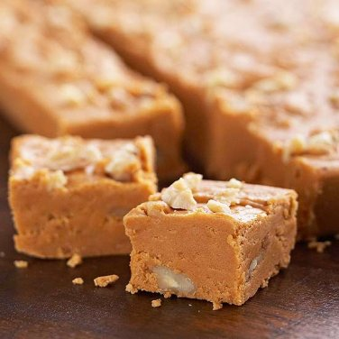 Pumpkin Walnut Fudge 1lb