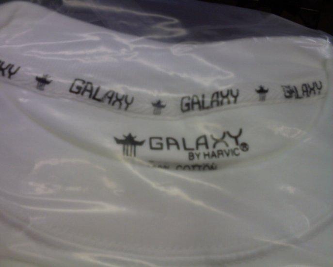 Galaxy By Harvic Heavyweight - 4x -Tall - S/S - White t-shirts