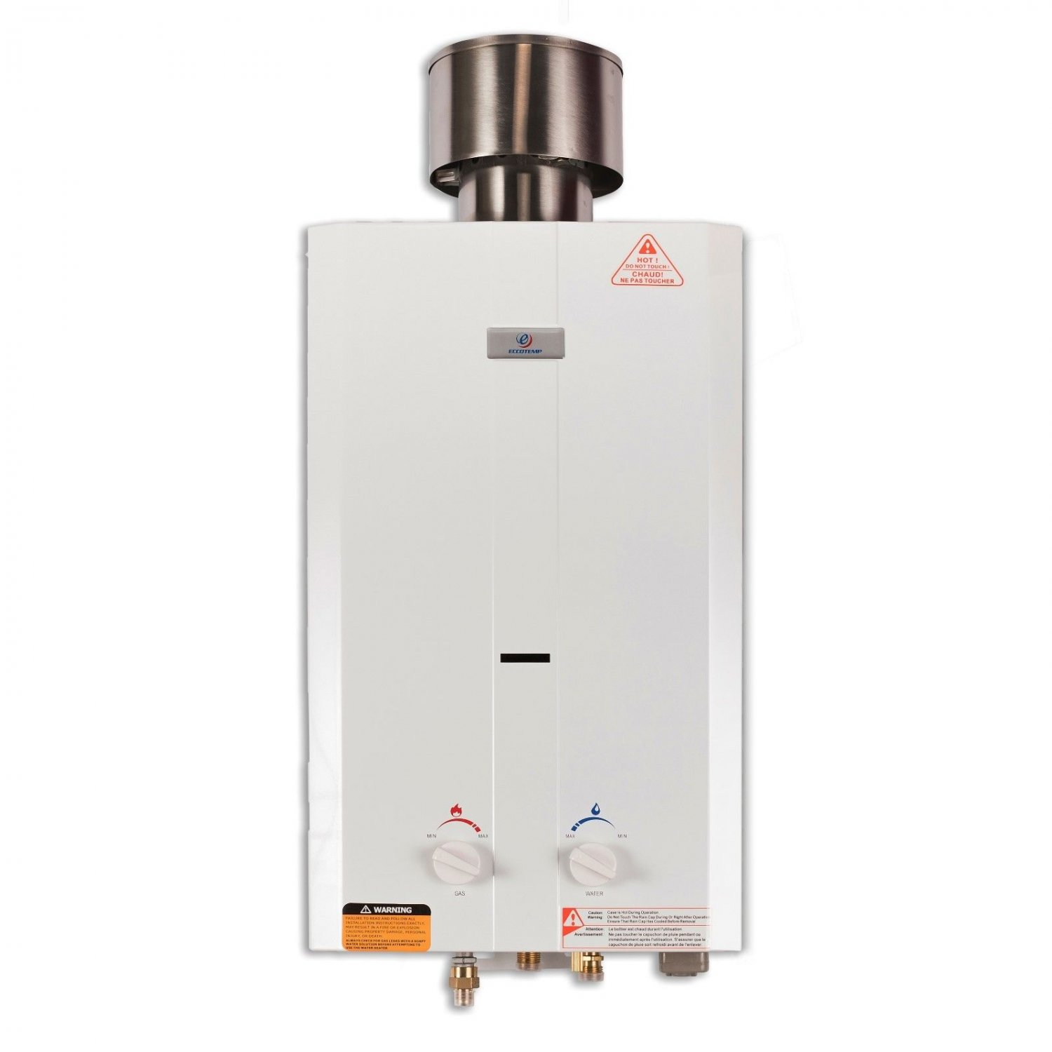Eccotemp L10 Portable Outdoor Tankless Water Heater Shower