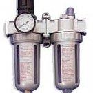 2 Pcs Air Filter & Regulator Control Unit