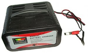 12 VDC Battery Charger