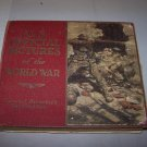 u. s. official pictures of the world war hard cover book 1920