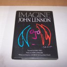 imagine john lennon by andrew scott and sam egan hard cover book with jacket 1988