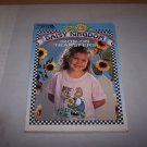 daisy kingdom leisure arts iron on transfer book 1995