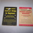 goren's Contract bridge for beginners and point count bidding pb books