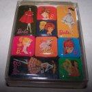 barbie magnet set 2004