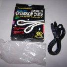 mad katz controller extension cable genesis atari coleco