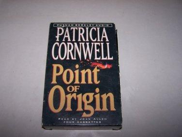 point of origin audio book patricia cornwell perf joan allen