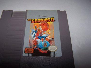 the goonies 2 nes game 1985 konami
