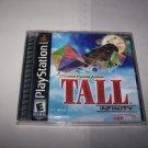 tall infinity ps1 game nib 2002 ai games