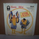 stir crazy videodisc 1980 columbia pictures gene wilder
