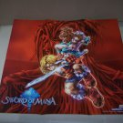 sword of mana poster 2003 nintendo power square enix