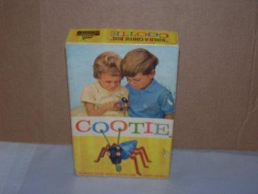 cootie game 1949 schaper for parts or repair
